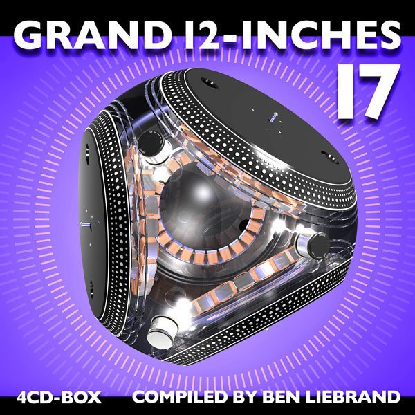 VA - Grand 12-Inches 17: Compiled By Ben Liebrand (2020)