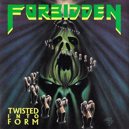 Forbidden - Twisted Into Form [Reissue 2008] (1990) lossless