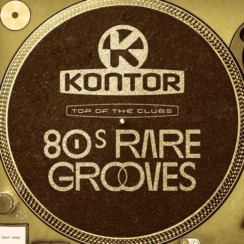VA-Kontor Top of the Clubs - 80s Rare Grooves (All-Time Favourites) (2020)