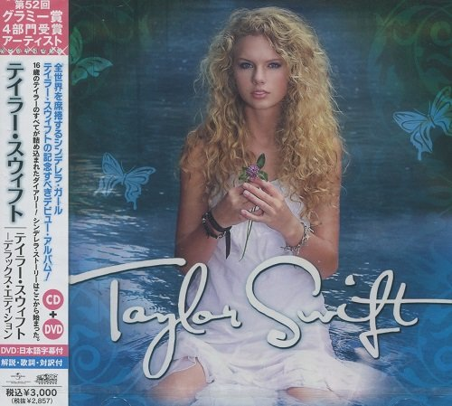 Taylor Swift - Taylor Swift (Japan Edition) (2010) lossless