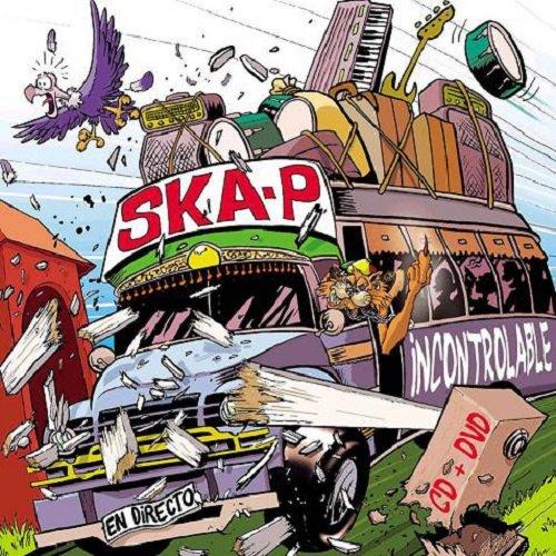 Ska-P - Incontrolable - En Directo (2003) lossless