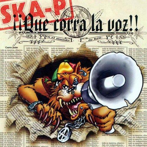 Ska-P - ¡¡Que Corra La Voz!! (2002) lossless