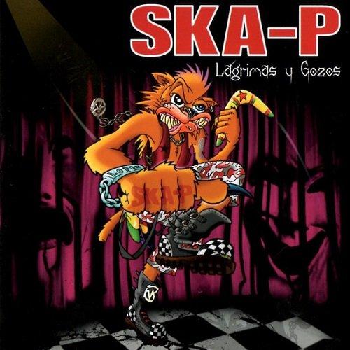 Ska-P - Lagrimas y Gozos (2008) lossless