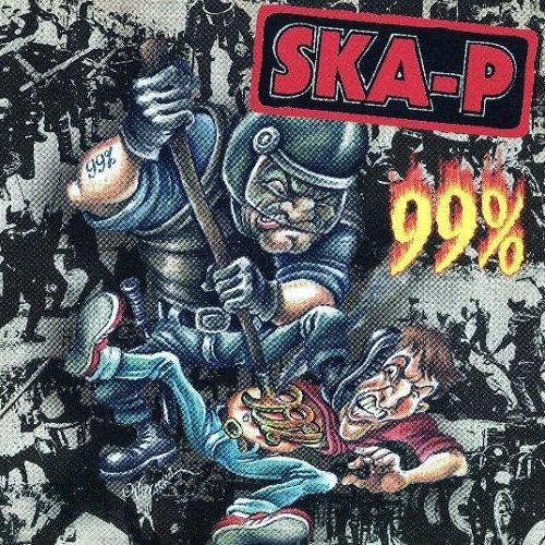 Ska-P - 99% (2013) lossless