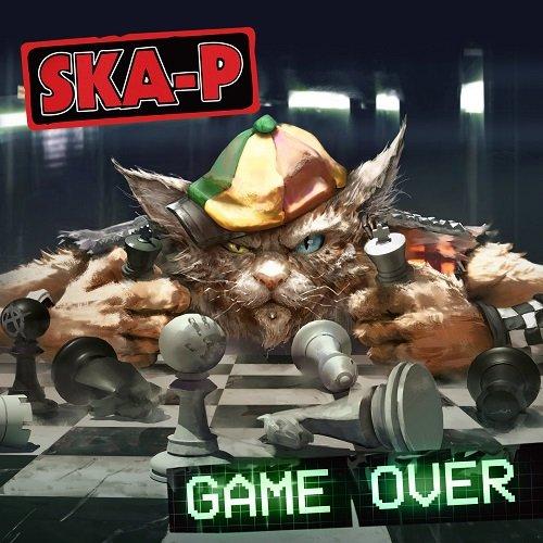 Ska-P - Game Over [WEB] (2018) lossless