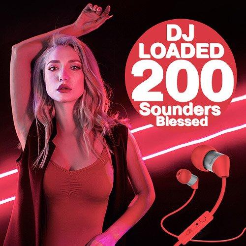 VA-200 DJ Loaded Blessed Sounders (2020)