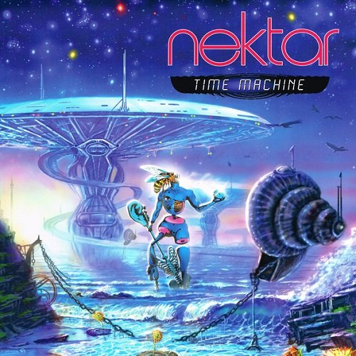 Nektar - Time Machine (2013) lossless
