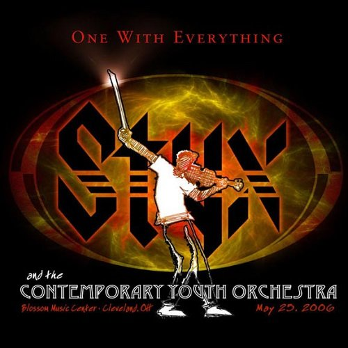 Styx and The Contemporary Youth Orchestra - One With Everything (2006) lossless