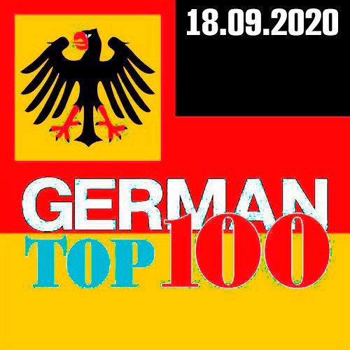 VA-German Top 100 Single Charts 18.09.2020 (2020)