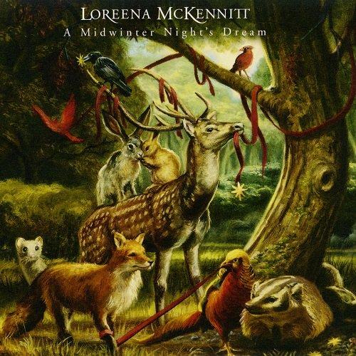 Loreena McKennitt - A Midwinter Night's Dream (2008) lossless