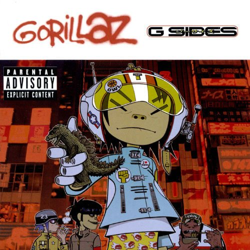 Gorillaz - G-Sides (2002) lossless