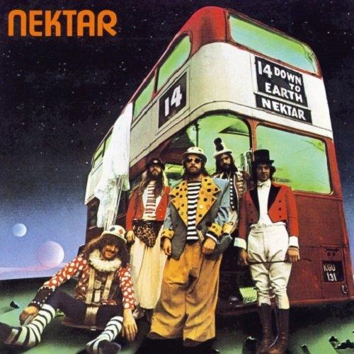 Nektar - Down To Earth [Reissue 1992] (1974) lossless