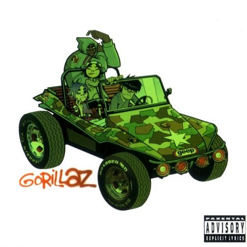 Gorillaz - Gorillaz (2001) lossless