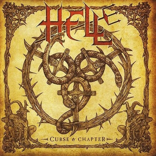 Hell - Curse & Chapter (2013) lossless