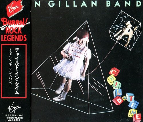 Ian Gillan Band - Child In Time (Japan Edition) (1990) lossless