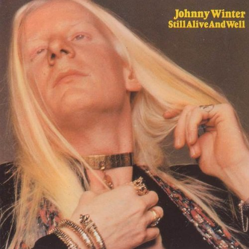 Johnny Winter - Still Alive And Well [Reissue 1994] (1973) lossless
