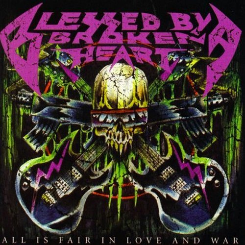 Blessed By A Broken Heart - All Is Fair In Love And War (2004) lossless