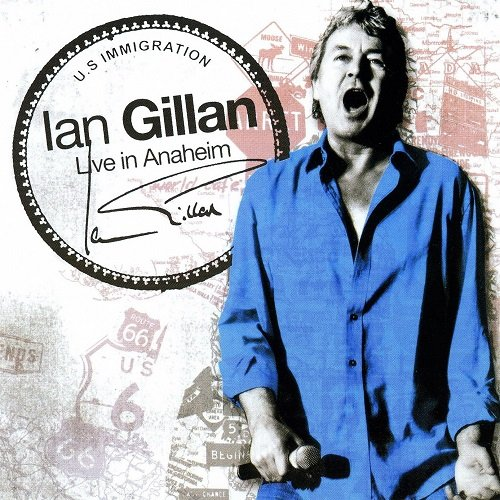 Ian Gillan - Live in Anaheim (2008) lossless