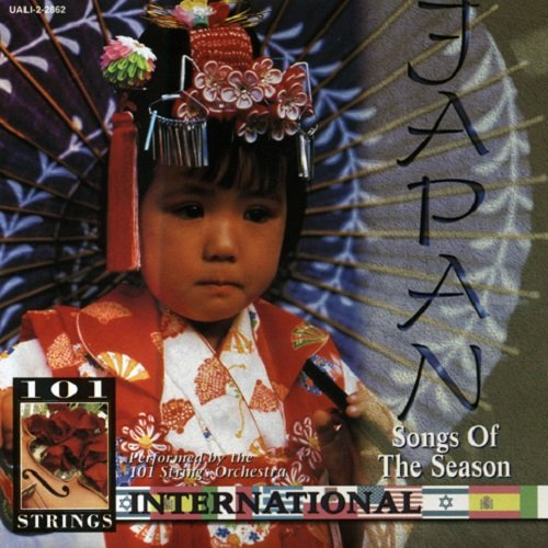 101 Strings Orchestra - Japan: Songs of the Season (1996) lossless