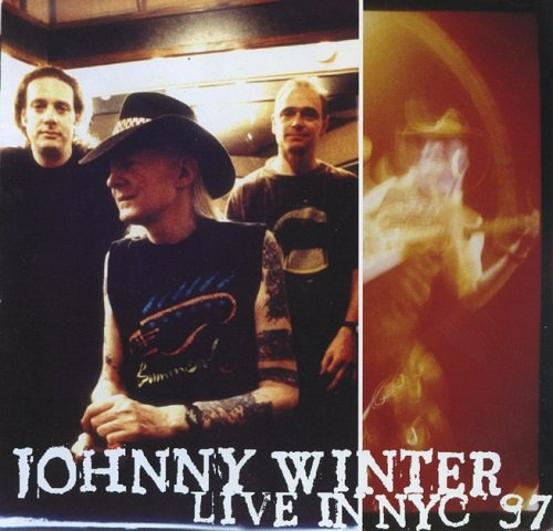 Johnny Winter - Live In NYC' 97 (1998) lossless