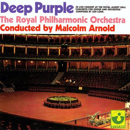 Deep Purple - Concerto for Group and Orchestra [Reissue 2002] (1969) lossless