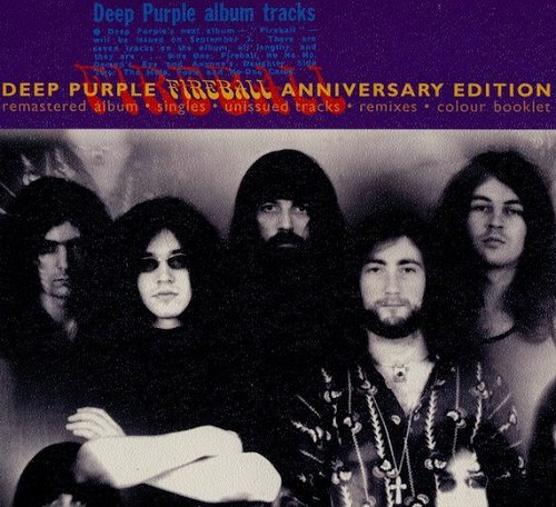 Deep Purple - Fireball (25th Anniversary Edition) (1996) lossless