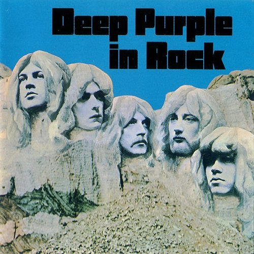Deep Purple - Deep Purple In Rock (Anniversary Edition) (1995) lossless