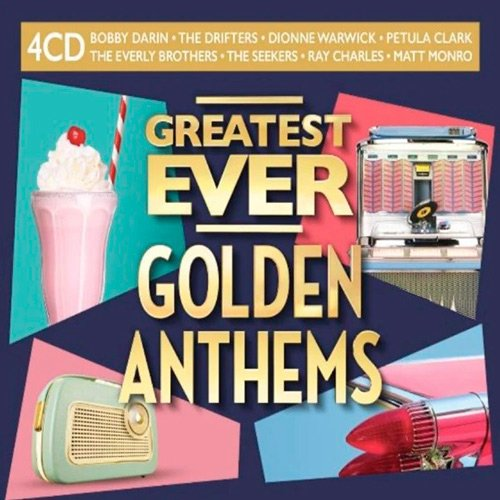 VA-Greatest Ever Golden Anthems (2020)