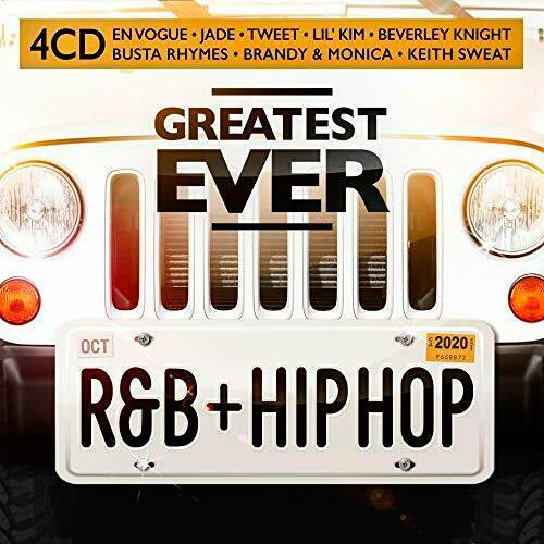 VA-Greatest Ever R&B + Hip Hop (2020)