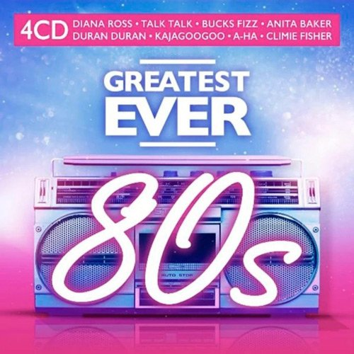 VA-Greatest Ever 80s (2020)