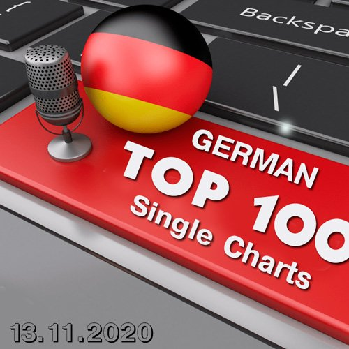 VA-German Top 100 Single Charts 13.11.2020 (2020)