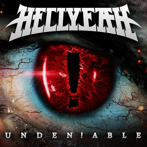 Hellyeah - Unden!able (2016) lossless