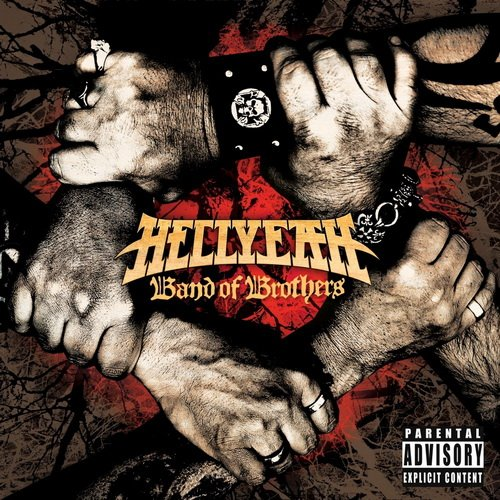 Hellyeah - Band Of Brothers (2012) lossless