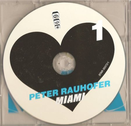 VA-Peter Rauhofer: I Love Miami (2CD) (2006)