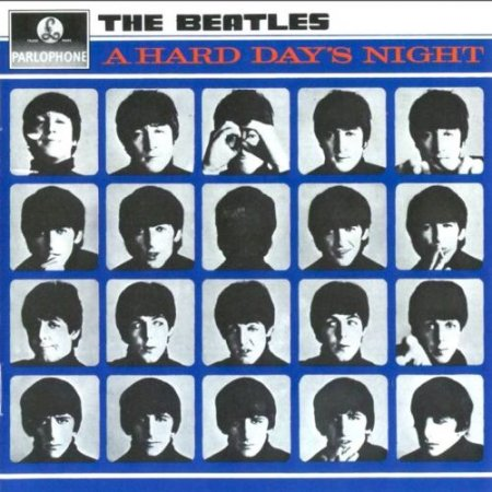 The Beatles - A Hard Day`s Night (1964)