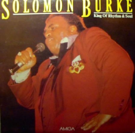 Solomon Burke - King Of Rhythm and Soul (1988)