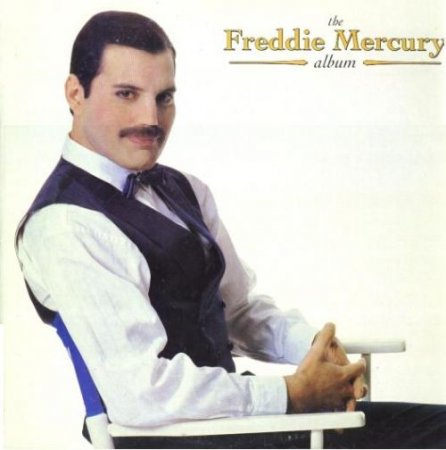 Freddie Mercury - The Album (2005)