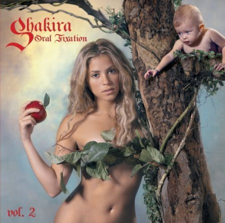Shakira - Oral Fixation vol.2 (2006)