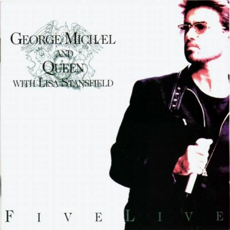 George Michael & Queen - Five Live (1993)