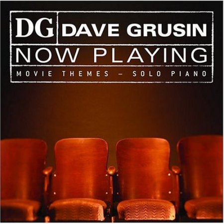 Dave Grusin - Now Playing [Movie Themes] Solo Piano