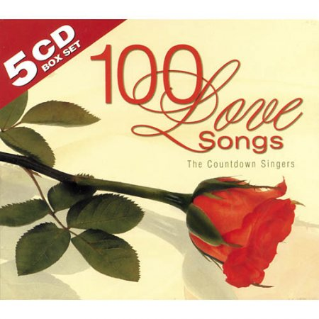 VA-100 Love Songs (1950-2006)