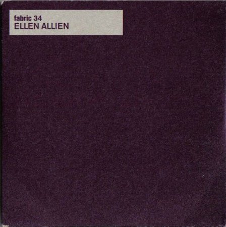 VA-Fabric 34 Mixed By Ellen Allien (2007)