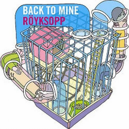 VA-Back To Mine Royksopp (2007)
