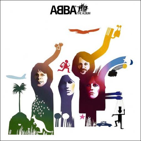 Abba - The Album (1977) (Digital Remastered)