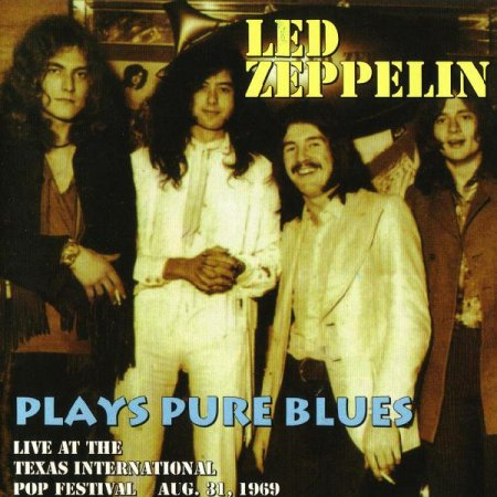 Led Zeppelin - Live at the Texas International Pop Festival (Aug. 31, 1969)