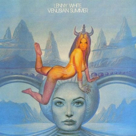 Lenny White - Venusian Summer (1975)
