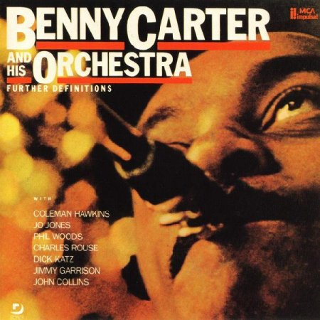 Benny Carter and His Orchestra - Further Definitions (1961)