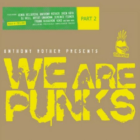 VA-Anthony Rother present We Are Punks Part 2 - (2007)