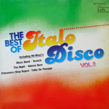 VA-The Best Of Italo Disco Vol.2 (1984)