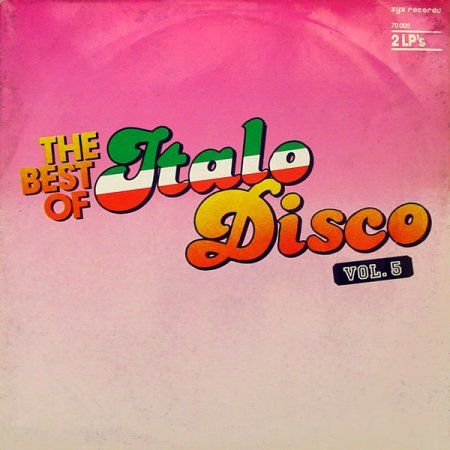 VA-The Best Of Italo Disco Vol.5 (1986)